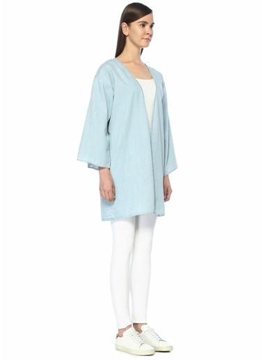 Mink Pink Kimono Mavi